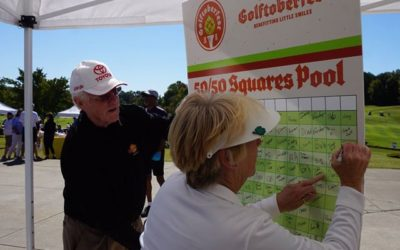 Golftoberfest was a hit, raising over $20K for local children!